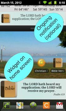 Bible Daily Verses & Devotions screenshot 4