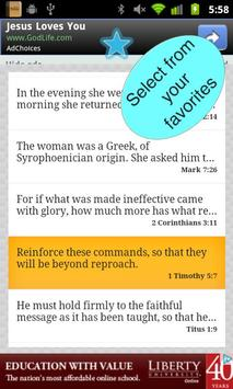 Bible Daily Verses & Devotions screenshot 5