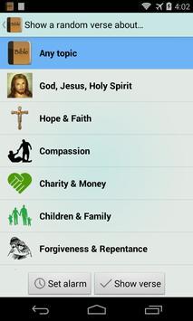 Bible Daily Verses & Devotions screenshot 2