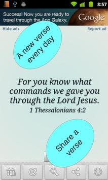 Bible Daily Verses & Devotions screenshot 3