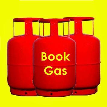 Book Gas | online gas booking app poster