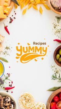 Yummy Recipes poster