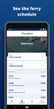 Scandlines screenshot 3
