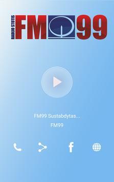FM99 poster