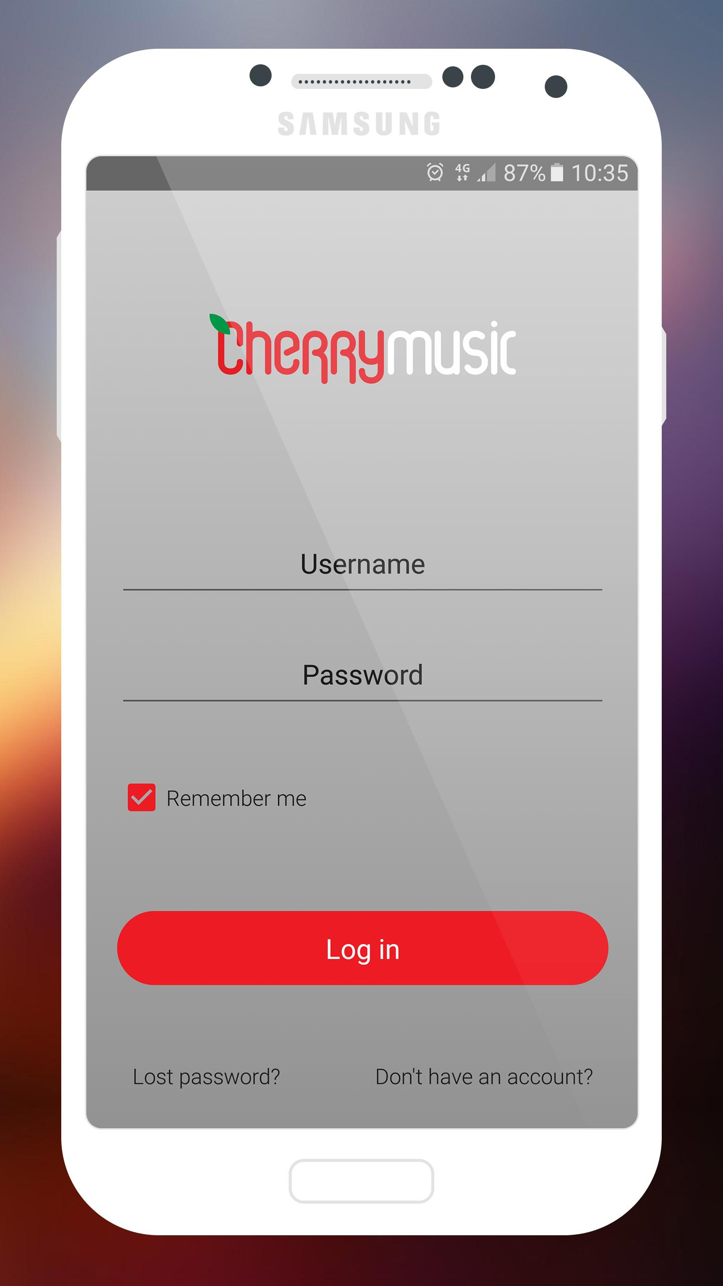 cherry mobile music player download