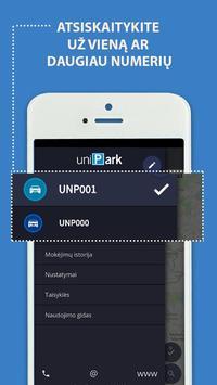 uniPark screenshot 2