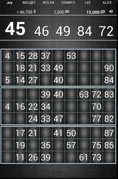 Bingo Live  Black Edition  Multiplayer Game Online screenshot 14