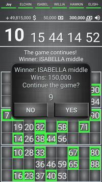 Bingo Live  Black Edition  Multiplayer Game Online screenshot 5