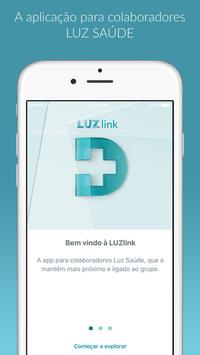 LUZlink poster