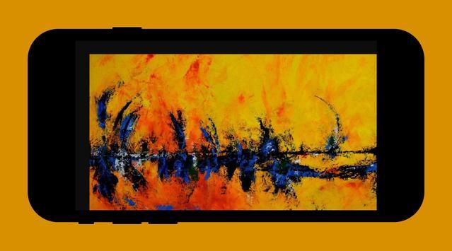 Lukisan Abstrak Untuk Hiasan screenshot 2