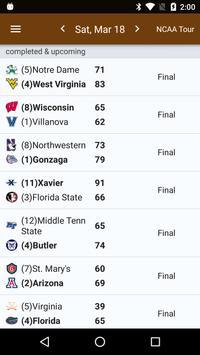 Sports Alerts - NCAA Basketball edition الملصق