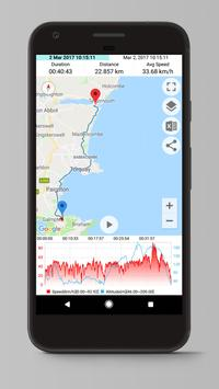 GPS Speed Pro screenshot 3