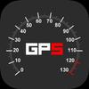 عداد السرعة GPS أيقونة