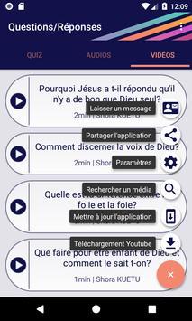 Questions/Reponses screenshot 12