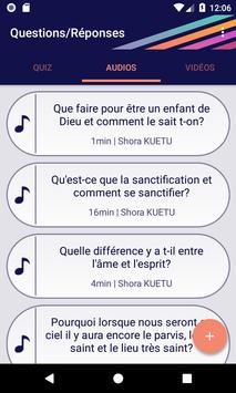 Questions/Reponses screenshot 8