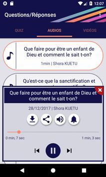 Questions/Reponses screenshot 9