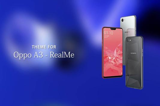 Theme for Oppo RealMe A3 for Android - APK Download