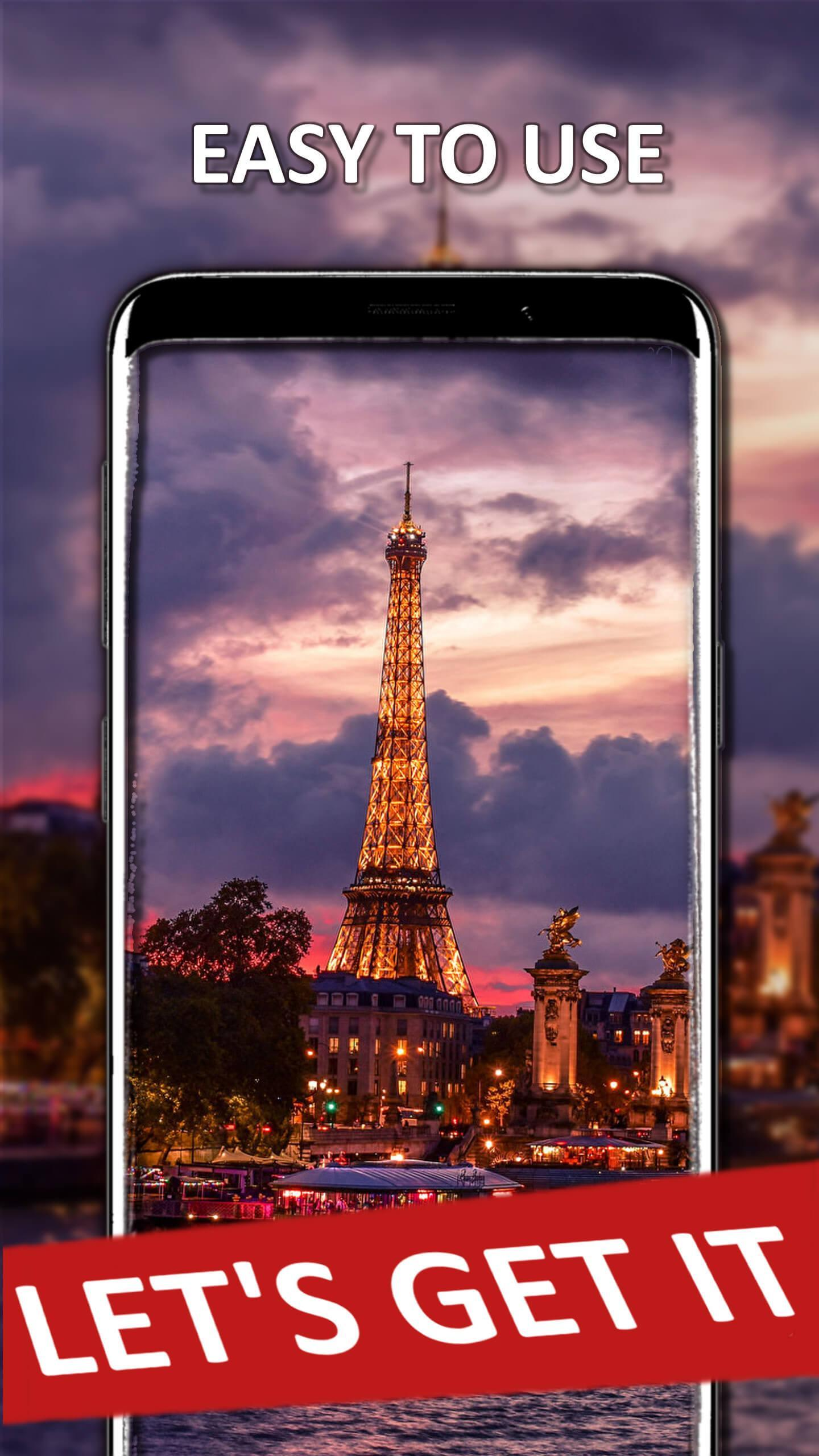 Romantic Paris Wallpapers 4k Hd Theme For Android Apk Download