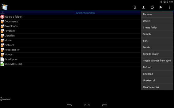 AndSMB Screenshot 9