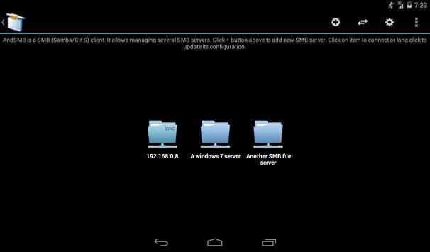 AndSMB Screenshot 13