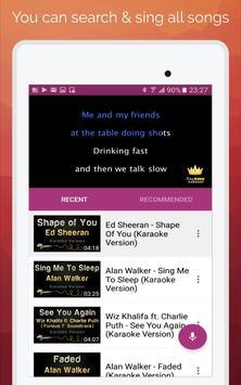 Karaoke screenshot 8