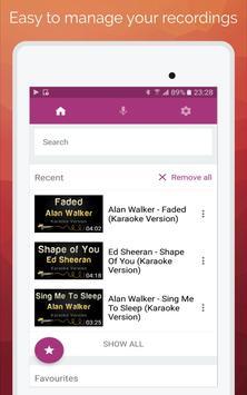 Karaoke screenshot 10
