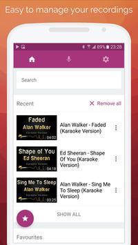 Karaoke screenshot 2