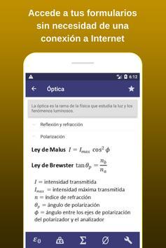Formulia screenshot 4