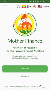 Mother Finance poster