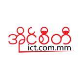 ICT.com.mm アイコン