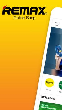 Remax Online Shop poster