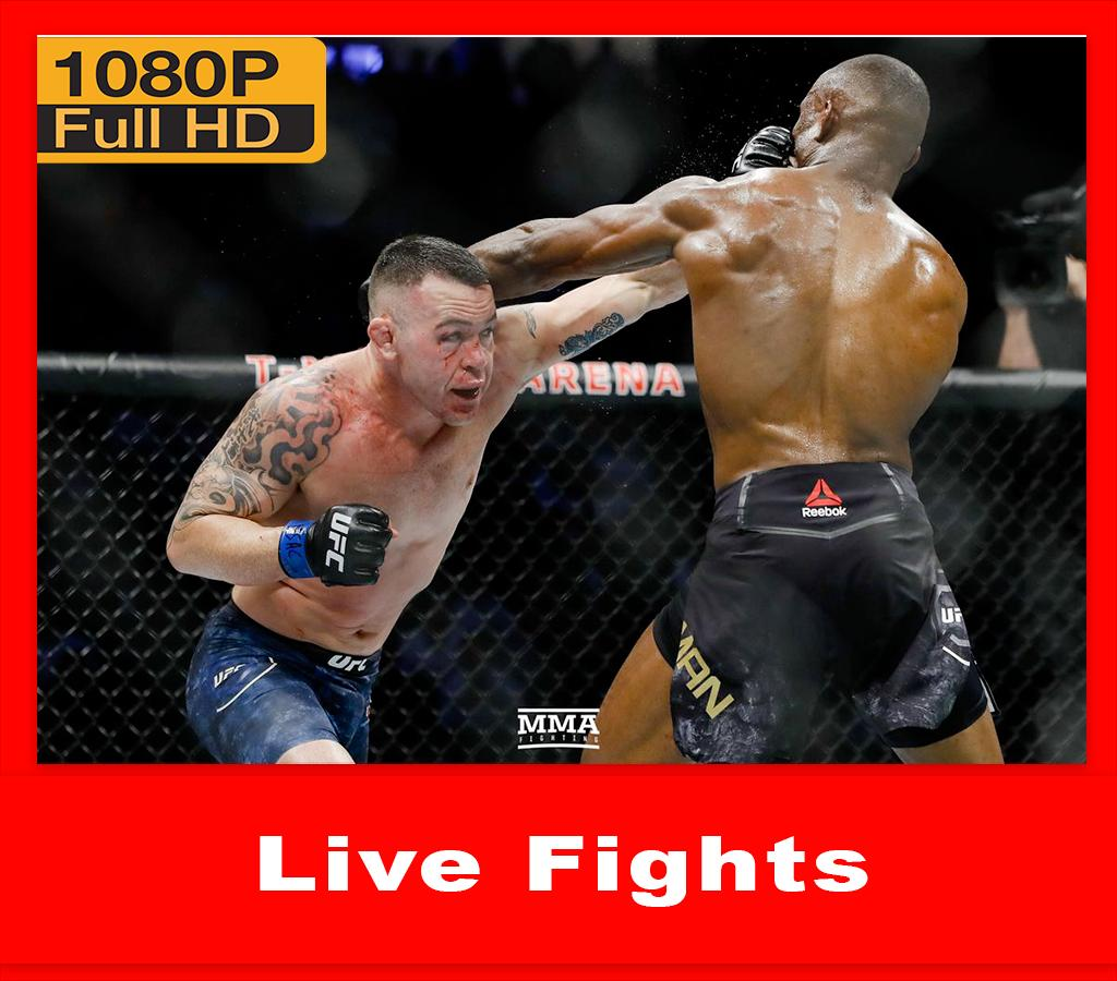 Watch Mma Fights Live Streaming For Free For Android Apk Download