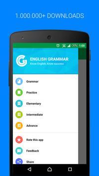 English Grammar poster