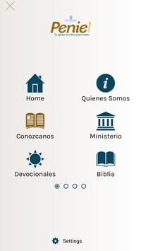 Peniel Online poster