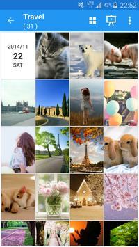 3Q Album(photo organizer) screenshot 1