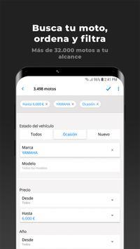 Motos.net screenshot 1