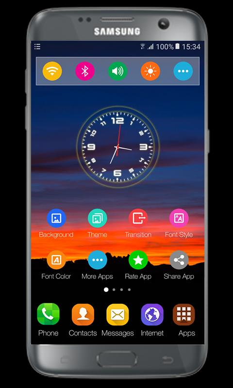 Launcher Theme for Moto E4 Plus for Android - APK Download
