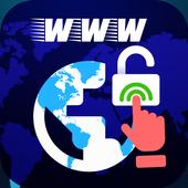 TAP To VPN Proxy Server - Sites icon