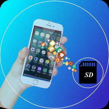 File Move Phone to SD card & Apps Share screenshot 6