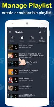 MovieTube - Movie Video Tube Player for YouTube screenshot 4