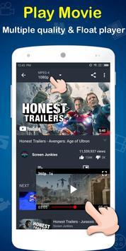 MovieTube - Movie Video Tube Player for YouTube screenshot 5