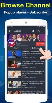MovieTube - Movie Video Tube Player for YouTube screenshot 6