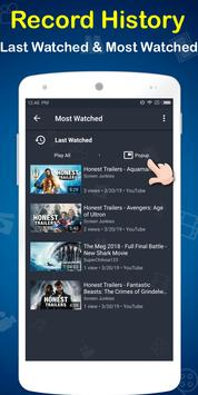MovieTube - Movie Video Tube Player for YouTube screenshot 7