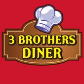 Three Brothers Diner Hamden CT icon