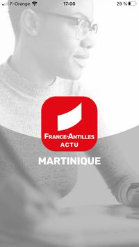 France-Antilles Martinique Actu ポスター