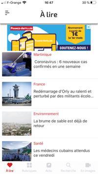 France-Antilles Martinique Actu スクリーンショット 3