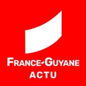 France-Guyane Actu icône