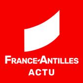 France-Antilles Guadeloupe Actu icône