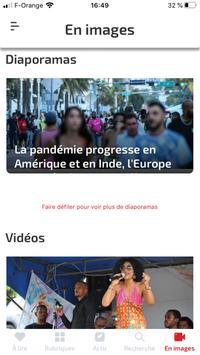 France-Antilles Guadeloupe Actu capture d'écran 5