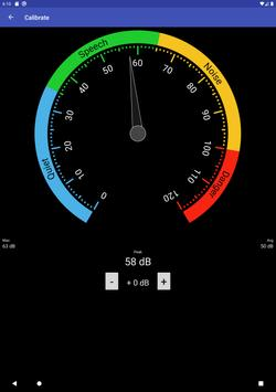 Decibel Meter screenshot 7